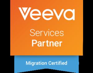 Veeva Services Partner Migration-Certified