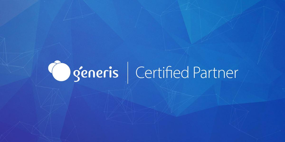 Generis Certified Partner