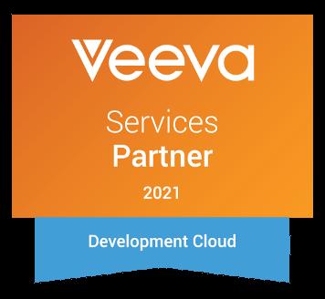 Veeva Services Partner Alliance Badge Development Cloud
