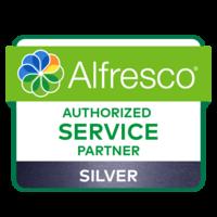Alfresco Authorized Service Partner Silver